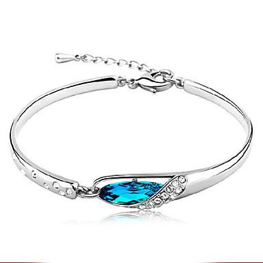 histoire de l'amour mode de la femme 925 bracelet argenté style élégant