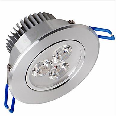 500-550lm Instrumententafel-Leuchten / Deckenleuchten Eingebauter Retrofit 6 LED-Perlen SMD 2835 Abblendbar Kühles Weiß 220-240V