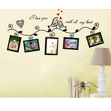 Shapes Wall Stickers Plane Wall Stickers Decorative Wall Stickers Photo Stickers,Vinyl Home Decoration Wall Decal Wall