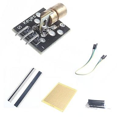 diy 650nm Laser-Sensor-Modul und Zubehör für die Arduino