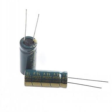 elektrolit kondenzátorok 3300uf 16v (10db)