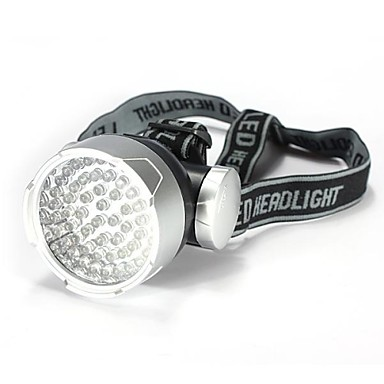 Lights Headlamps LED Lumens Mode - AA Waterproof / Impact Resistant / EmergencyCamping/Hiking/Caving / Everyday Use / Police/Military /