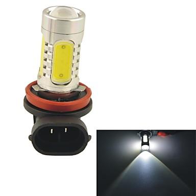 H8 Автомобиль Лампы 11W W COB lm 5pcs Противотуманные фары