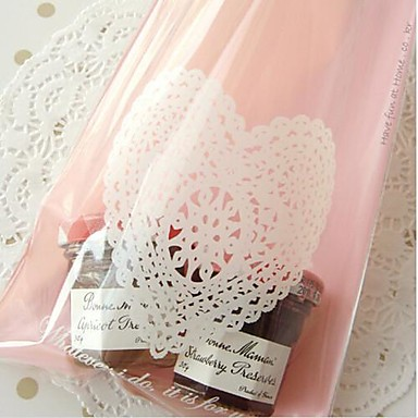 Plastic Favor Holder With Favor Bags-50 Wedding Favors & Gifts