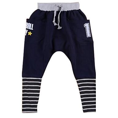 c00adec3 babyen jimmy ®boy barn bomull haremsbukser fritidsklær bukser ny utskrift