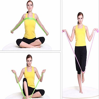 Exercise Bands/Resistance bands Suspension Trainer Exercise & Fitness Gym Strength Training Plastic -
