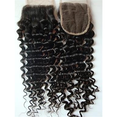 hesapli Kapatma & Ön Taraf-- Kahverengi - Ek saç - Kadın -İçin Bukle