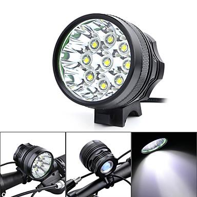 Marsing Hoofdlampen / Fietsverlichting LED 4500-5500 Lumens 3 Mode Cree XM-L T6 18650Waterdicht / Oplaadbaar / Schokbestendig / Hoog