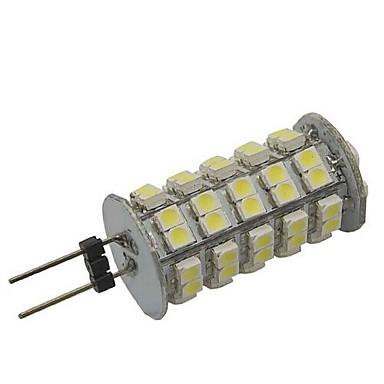 7W G4 Żarówki LED kukurydza / Oświetlenie ścienne T 68 SMD 2835 1632 lm Ciepła biel DC 12 V 1 sztuka