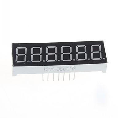 kompatibel (für Arduino) 6-stelligen Anzeigemodul - 0.36in.