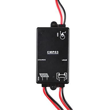 Y-SOLAR 3A 12V Solar Charge Controller 8hours Timer Control CLP-03