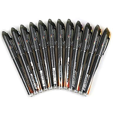 PVN-230 0.5mm fekete zselés toll