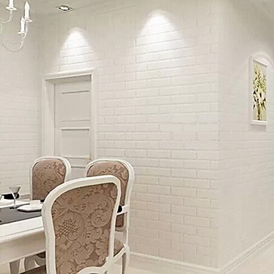 Wallpaper PVC / Vinyl Wall Covering - Adhesive required Geometric