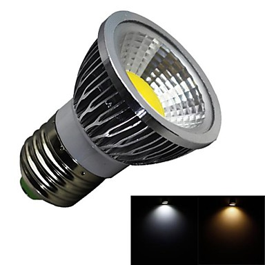 3W 280 lm E26/E27 LED Spotlight 1 leds COB Dimmable Warm White Cold White AC 100-240V