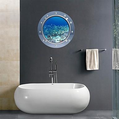 Badeværelsegadget Kreativ Moderne PVC 1 stk - Baderom Annet baderomsutstyr Vægmonteret