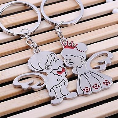 γάμος άγγελος κλειδί μπρελόκ δαχτυλίδι για την ημέρα του εραστή του Αγίου Βαλεντίνου (ζεύγος)