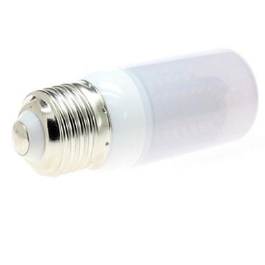 1200 lm E26/E27 LED-maïslampen T 56LED leds SMD 5050 Warm wit Koel wit AC 220-240V