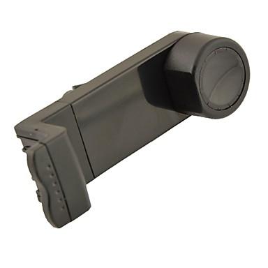 보편적 인 X5 매달려 자동차 공기 휴대 전화 / 네비게이터에 대한 마운트 홀더를 배출 - 블랙