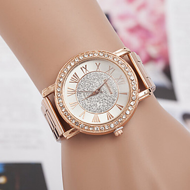 yoonheel Γυναικεία Χαλαζίας Προσομοίωσης Ρόμβος Ρολόι Ελβετός απομίμηση διαμαντιών σχεδιαστές Μέταλλο Μπάντα Φυλαχτό Μοντέρνα Χρυσό