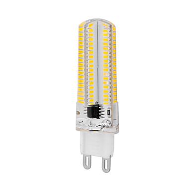 YWXLIGHT® 5 500-550 lm G9 LED Mais-Birnen T 152 Leds SMD 3014 Abblendbar Warmes Weiß Kühles Weiß Wechselstrom 220-240V