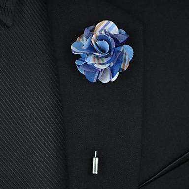 Fleurs de mariage Bouquets Boutonnières Autres Mariage Fête / Soirée Matière Métal Satin 8cm 0-20cm