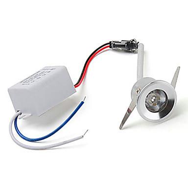lm Einbauleuchten Eingebauter Retrofit 1 Leds Hochleistungs - LED Grün Gelb Blau Rot Wechselstrom 85-265V