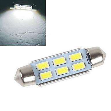200-250 lm Lichtdekoration 6 LED-Perlen SMD 5630 Dekorativ Kühles Weiß 12 V / 1 Stück / RoHs / CCC