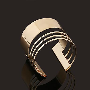 Βραχιόλια Χειροπέδες Βραχιόλια Κράμα Others Μοναδικό Μοντέρνα N/A Κοσμήματα Δώρο Χρυσαφί,1pc