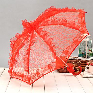 Hook Handle Wedding Daily Masquerade Beach Umbrella Umbrellas 22.8
