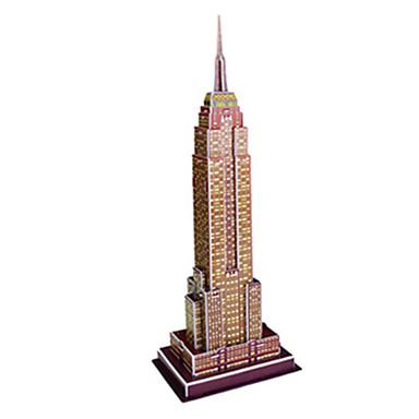 voordelige 3D-puzzels-Modelbouwsets Speeltjes Empire State Building DHZ EPS Stuks