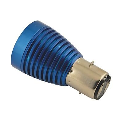 carking h6 ba20d 1LED 5w auto lamp koplamp wit licht voor motorfiets