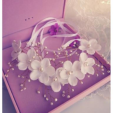 Γυναικείο Μαργαριταρένια Headpiece-Γάμος Ειδική Περίσταση Κεφαλόδεσμοι 1 Τεμάχιο