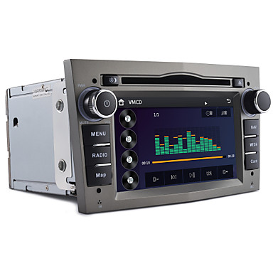 2 Din Car Dvd Player Car Stereo For Astra Zafira Vectra Meriva With Gps Map Support 1080P Video