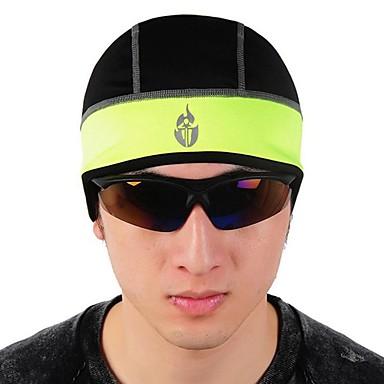 싸이클링 비니/모자 / 헬맷 라이너 모자 / 헬멧 라이너 / 헬멧 모자 자전거 통기성 / 보온 / 방풍 여성의 / 남성의 / 남녀 공용 플리스
