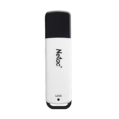 Netac® U208 16GB USB 2.0 Flash Drive Write Protection