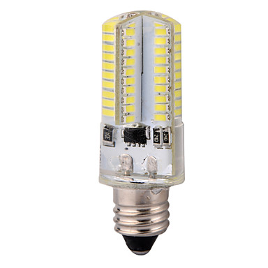 YWXLIGHT® 600 lm LED Corn Lights T 80 LED Beads SMD 3014 Dimmable Warm White / Cold White 110-130 V / 1 pc