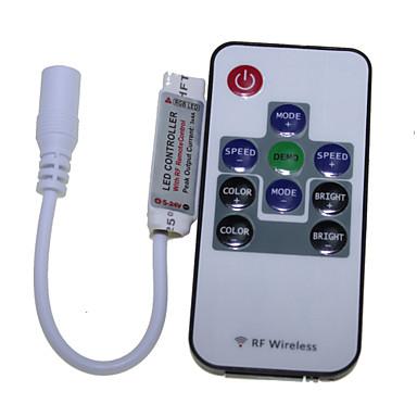 SENCART Flexible LED-Leuchtstreifen 120 LEDs RGB Fernbedienungskontrolle Schneidbar Abblendbar Selbstklebend Für Fahrzeuge geeignet