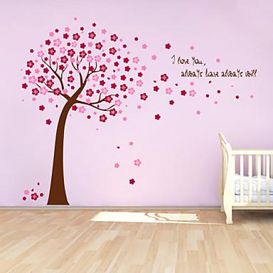 Mode Freizeit Wand-Sticker Flugzeug-Wand Sticker Dekorative Wand Sticker, Vinyl Haus Dekoration Wandtattoo Wand