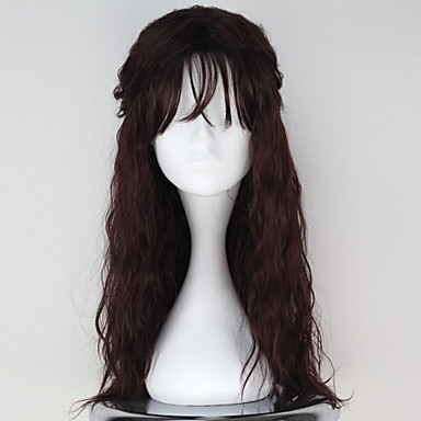 Cosplay Wigs Fairytale Movie Cosplay Brown Solid Wig Halloween Christmas New Year Male