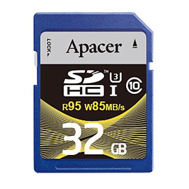 Apacer Memory Card SDHC 32GB UHS-I U3 Class10 R95/W85