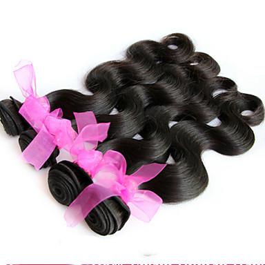 Brasilialainen Klassinen Laineita Hiukset kutoo 1 Kappale Korkealaatuinen 0.1 Päivittäin