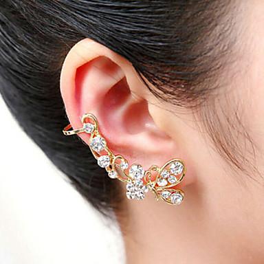 Σκουλαρίκι Χειροπέδες Ear Κοσμήματα 1pc Πάρτι / Καθημερινά Κράμα Γυναικεία