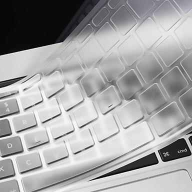 ny tynn klar TPU tastaturet dekselet huden for macbook retina 12 ''