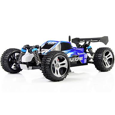 preiswerte RC Cars-RC Auto WLtoys A959 2.4G Buggy (stehend) / Treibwagen / High-Speed 1:18 50 km/h Fernbedienungskontrolle / Wiederaufladbar / Elektrisch