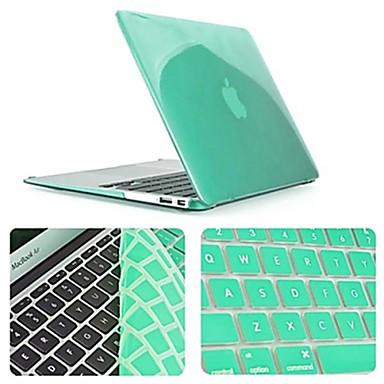 egyszínű legújabb kristály teljes test esetében billentyűzet fedél a MacBook Air 11,6 hüvelykes (vegyes színek)