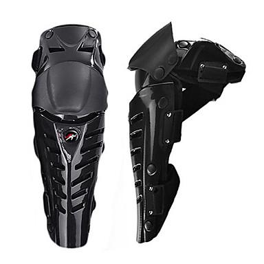 Pro-biker Hx-p03 Motocross Off-road Corsa Protezione Protettiva Ginocchiere Motocicletta Equipaggiamento Protettivo #03931817