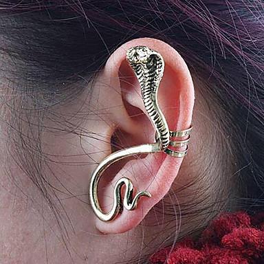 Damskie Ear Cuffs - Silver Bronze Kolczyki Na Impreza Codzienny Casual