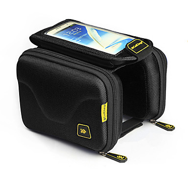 CoolChange Bike Frame Bag Cell Phone Bag 5.7 inch Wearable Touch Screen Cycling for Iphone 8 Plus / 7 Plus / 6S Plus / 6 Plus Iphone X