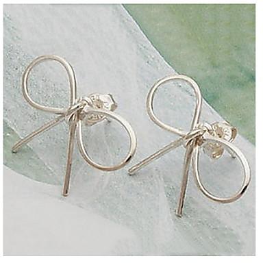 두 개의 나비 귀걸이 귀걸이 한국 스타 모델 고전적인 여성 스타일