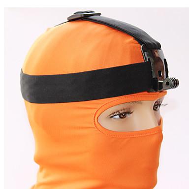 Helmhalterung / Kopfbänder / Träger Zum Action Kamera Gopro 6 / Alles / Gopro 5 Surfen / Universal / Motorschlitten Kohlenstoff-Faser